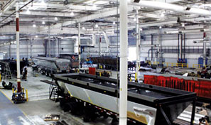 North Country Trailers: Advanced Engineering - built with a specific purpose in mind.