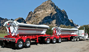 North Country Trailers: Built rugged to conquer wherever the job may be.