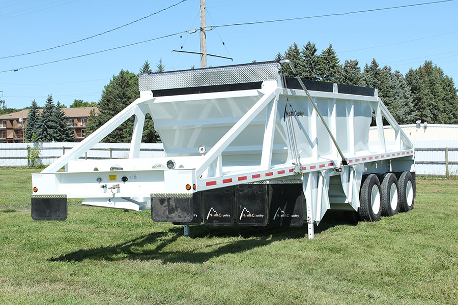 North Country Trailers 380bcg Tridem Crossgate
